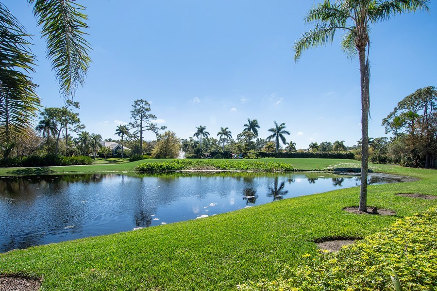 Real Estate Photography - 144 Cheshire Way, Naples, FL, 34110 - View