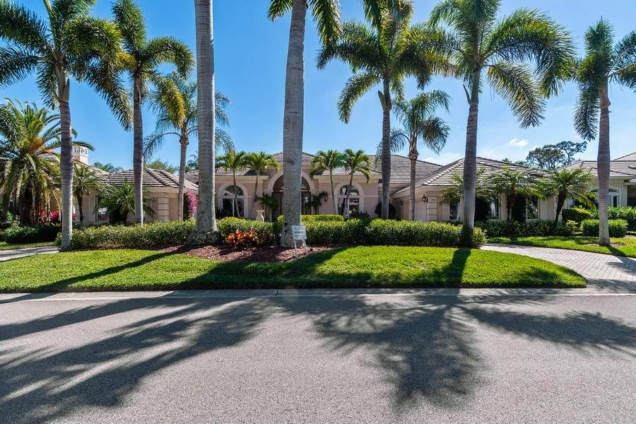 Real Estate Photography - 144 Cheshire Way, Naples, FL, 34110 - Front View