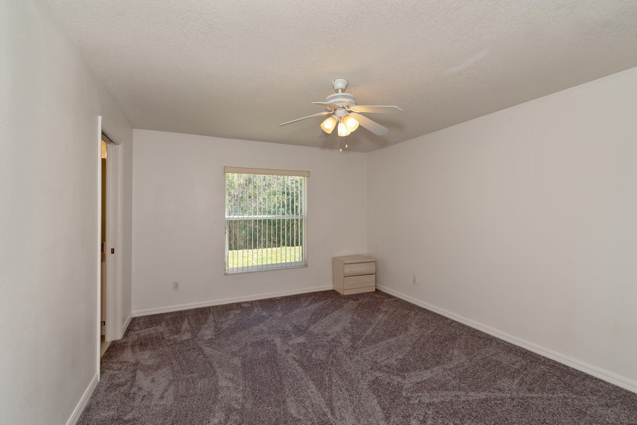 Real Estate Photography - 2456 Oak Mill Dr, Kissimmee, FL, 34744 - Master Bedroom