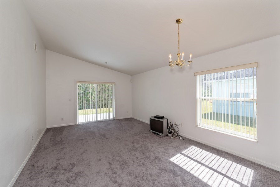 Real Estate Photography - 2456 Oak Mill Dr, Kissimmee, FL, 34744 - Family Room