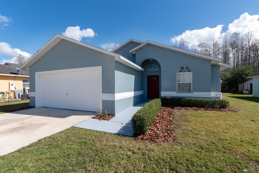 Real Estate Photography - 2456 Oak Mill Dr, Kissimmee, FL, 34744 - Front View