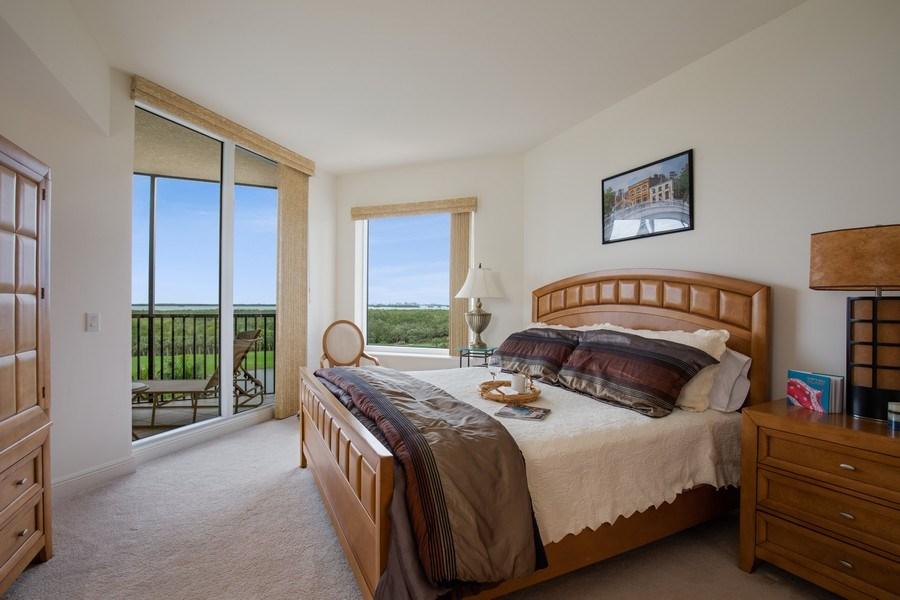 Real Estate Photography - 23850 Via Italia Cir, 502, Bonita Springs, FL, 34134 - 2nd Bedroom