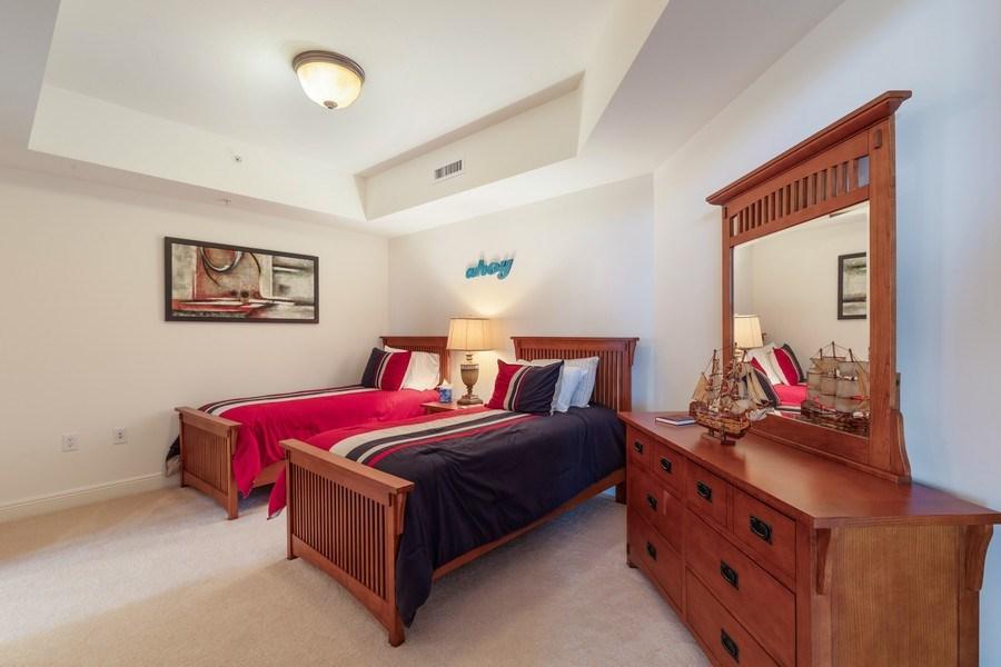Real Estate Photography - 23850 Via Italia Cir, 502, Bonita Springs, FL, 34134 - 3rd Bedroom