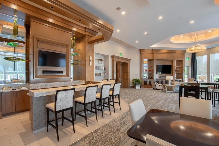 Real Estate Photography - 23850 Via Italia Cir, 502, Bonita Springs, FL, 34134 - Conference Room