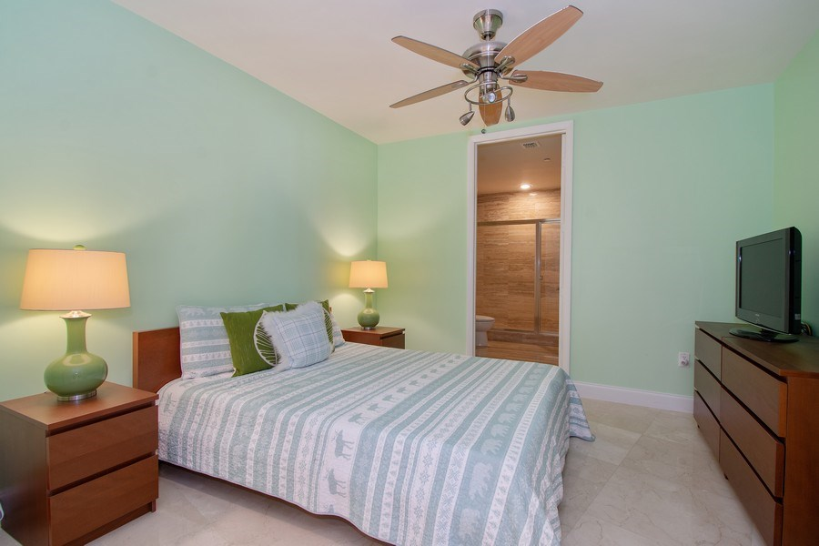 Real Estate Photography - 16001 Collins Ave., 2707, Sunny Isles Beach, FL, 33160 - 2nd Bedroom