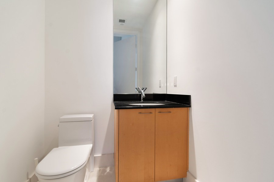 Real Estate Photography - 16001 Collins Ave., 1401, Sunny Isles Beach, FL, 33160 - Half Bath