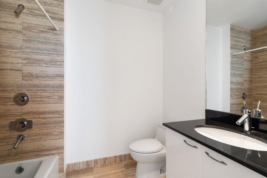 Real Estate Photography - 16001 Collins Ave., 1401, Sunny Isles Beach, FL, 33160 - Bathroom