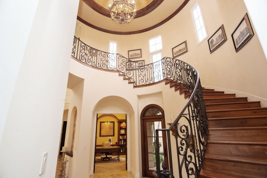 Real Estate Photography - 203 SE Bella Strano, Port St. Lucie, FL, 34984 - Foyer