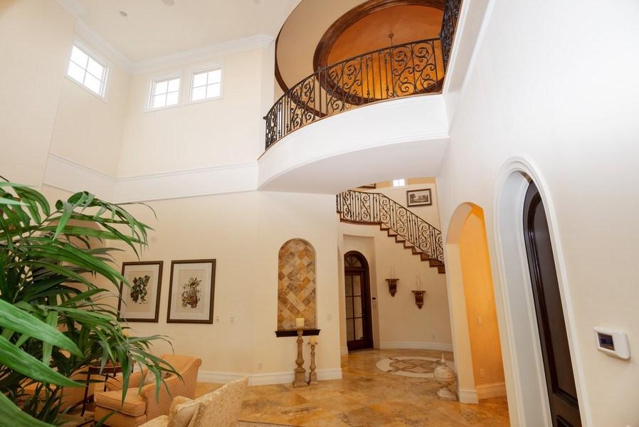 Real Estate Photography - 203 SE Bella Strano, Port St. Lucie, FL, 34984 - Balcony