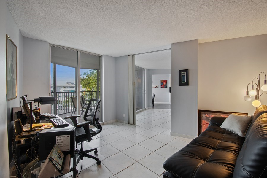 Real Estate Photography - 100 Golden Isles Drive #310, Hallandale Beach, FL, 33009 - 2nd Bedroom