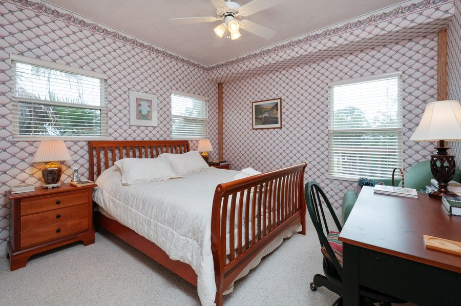 Real Estate Photography - 16351 Whiddon Avenue, Cedar Key, FL, 32625 - 2nd Bedroom