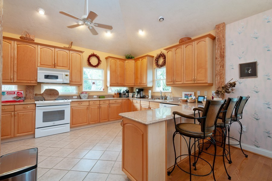 Real Estate Photography - 16351 Whiddon Avenue, Cedar Key, FL, 32625 - Kitchen