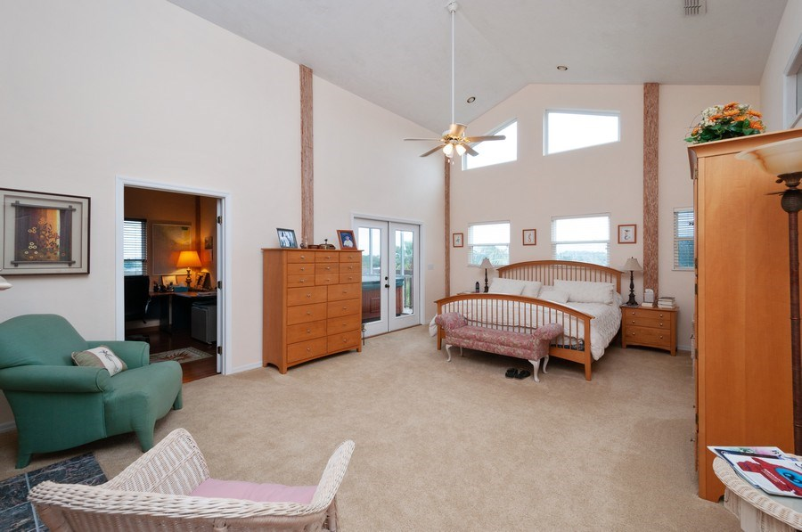 Real Estate Photography - 16351 Whiddon Avenue, Cedar Key, FL, 32625 - Master Bedroom