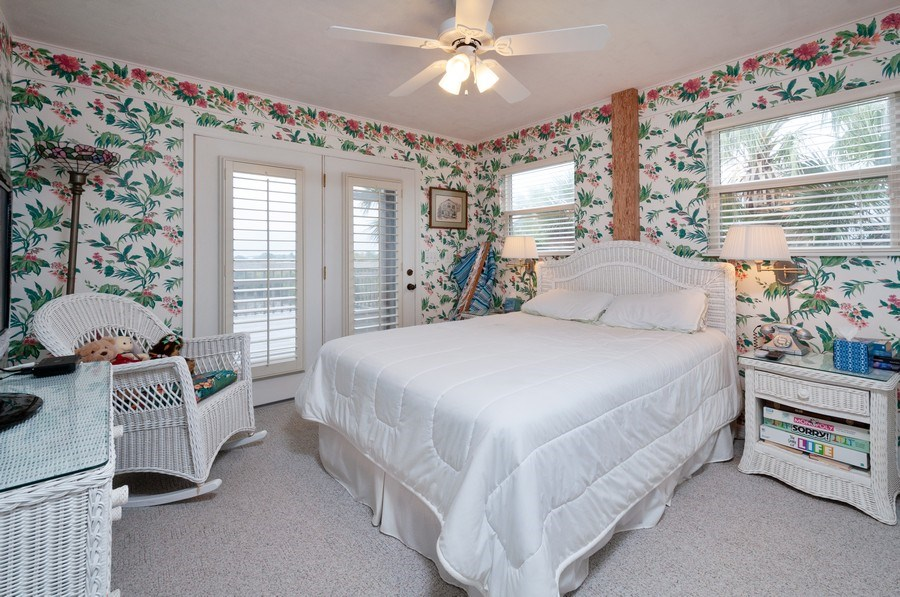 Real Estate Photography - 16351 Whiddon Avenue, Cedar Key, FL, 32625 - Bedroom
