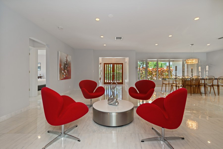 Real Estate Photography - 2659 NE 35th Drive, Fort Lauderdale, FL, 33308 - Living Room
