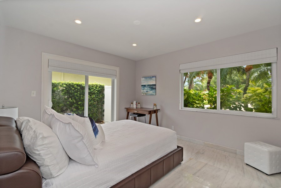 Real Estate Photography - 2659 NE 35th Drive, Fort Lauderdale, FL, 33308 - 2nd Bedroom