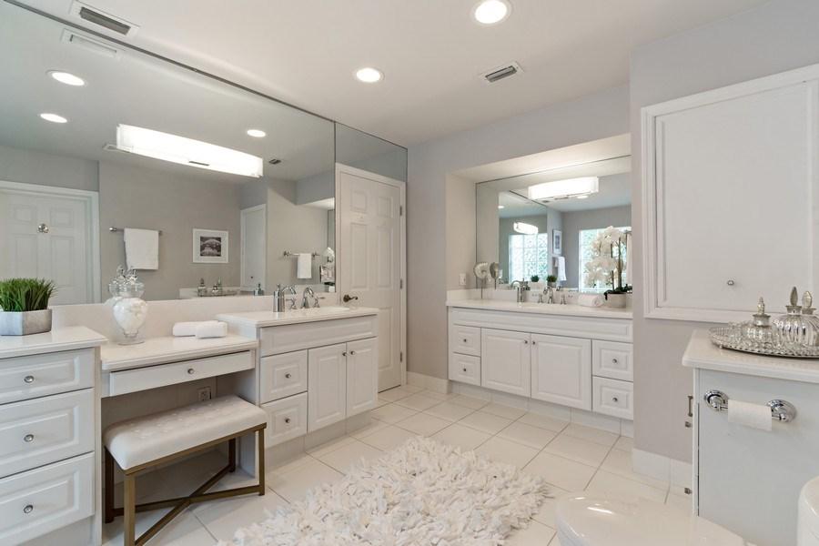 Real Estate Photography - 2659 NE 35th Drive, Fort Lauderdale, FL, 33308 - Master Bathroom