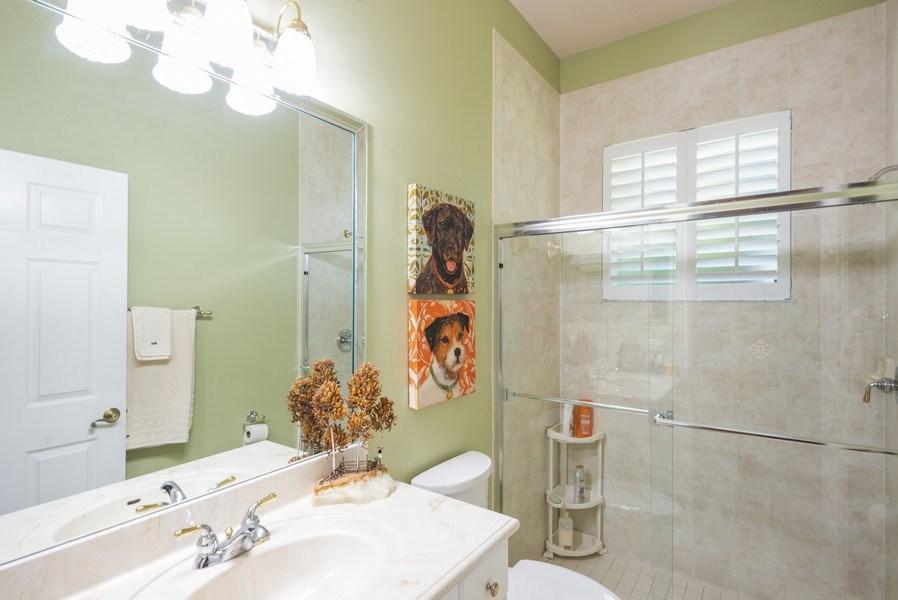 Real Estate Photography - 440 40th Sq SW, Vero Beach, FL, 32968 - 3rd Bathroom