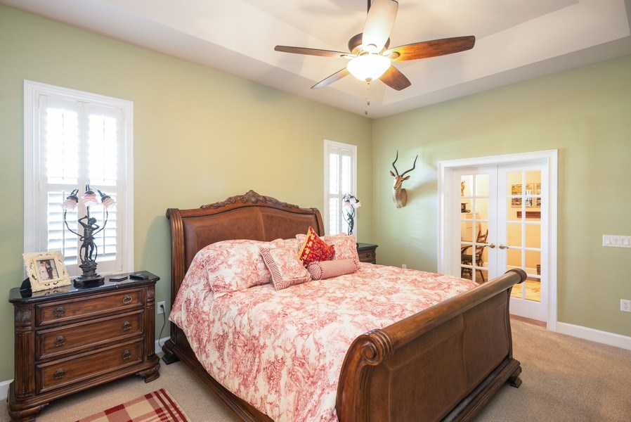 Real Estate Photography - 440 40th Sq SW, Vero Beach, FL, 32968 - Master Bedroom