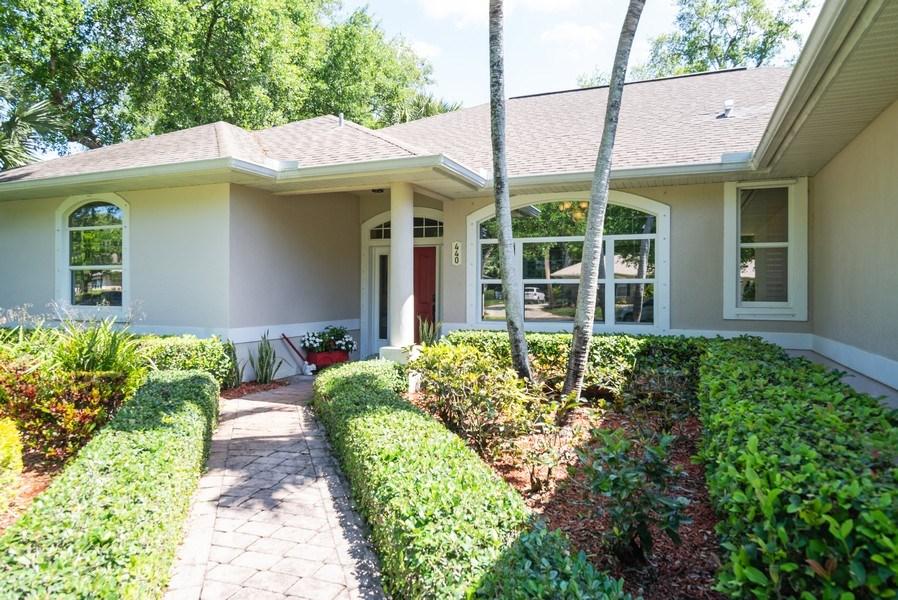 Real Estate Photography - 440 40th Sq SW, Vero Beach, FL, 32968 - Entryway