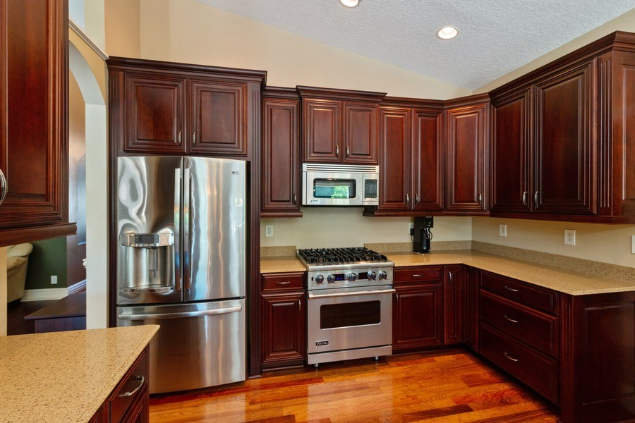 Real Estate Photography - 22472 Tiki Drive, Boca Raton, FL, 33428 - Kitchen