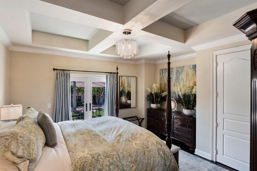 Real Estate Photography - 8732 Purslane Drive, Naples, FL, 34109 - Bedroom