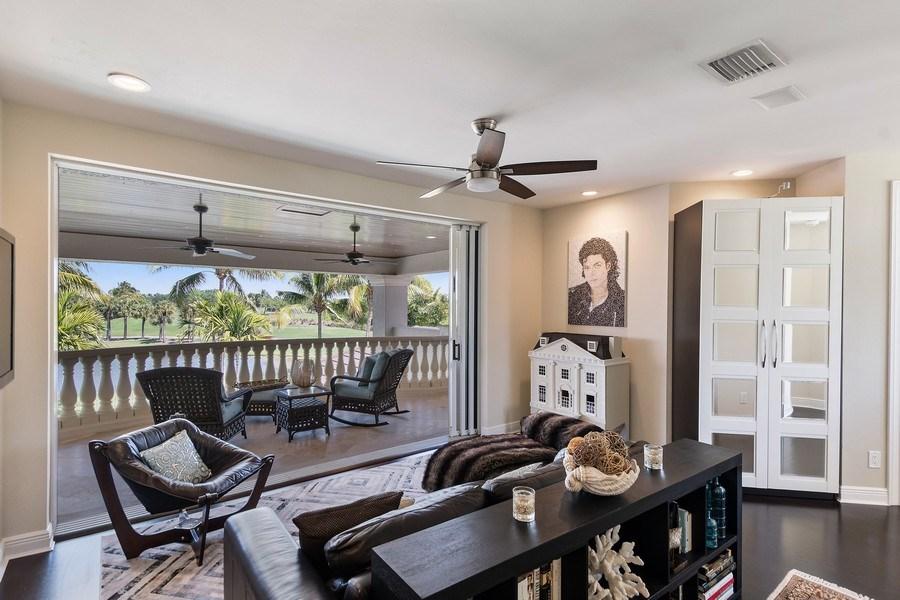 Real Estate Photography - 8732 Purslane Drive, Naples, FL, 34109 - Loft