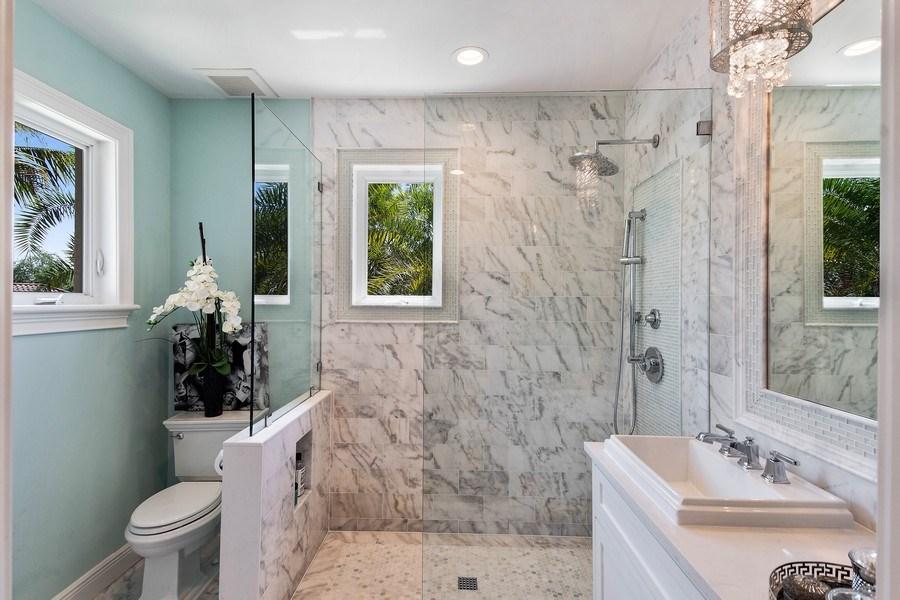 Real Estate Photography - 8732 Purslane Drive, Naples, FL, 34109 - Bathroom