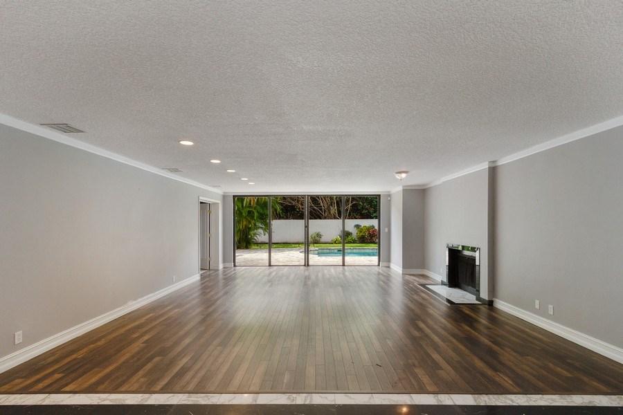 Real Estate Photography - 7534 Estrella Circle, Boca Raton, FL, 33433 - Living Room