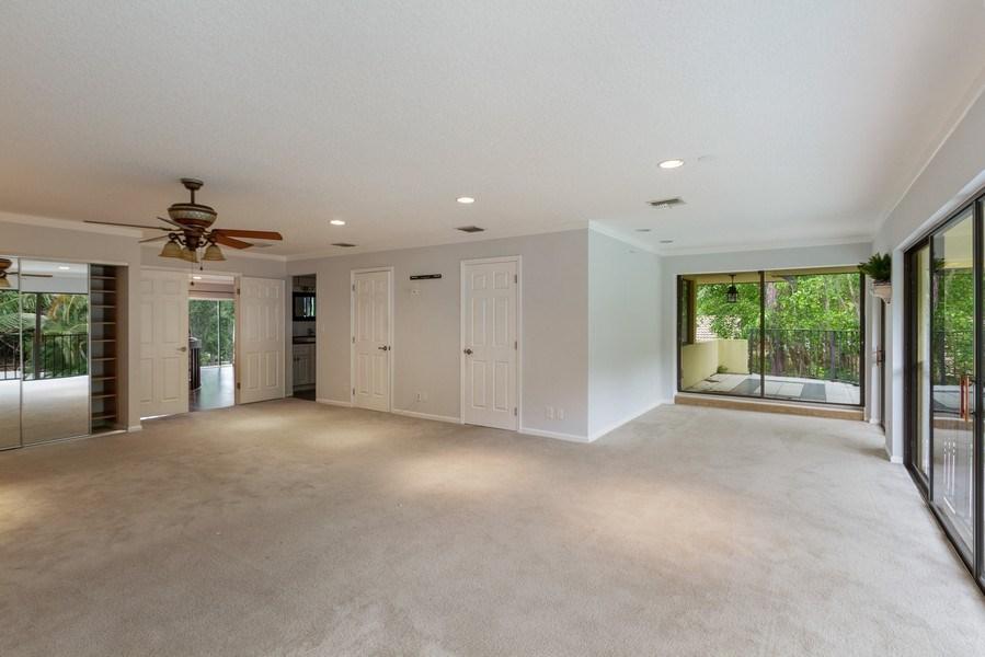 Real Estate Photography - 7534 Estrella Circle, Boca Raton, FL, 33433 - Master Bedroom
