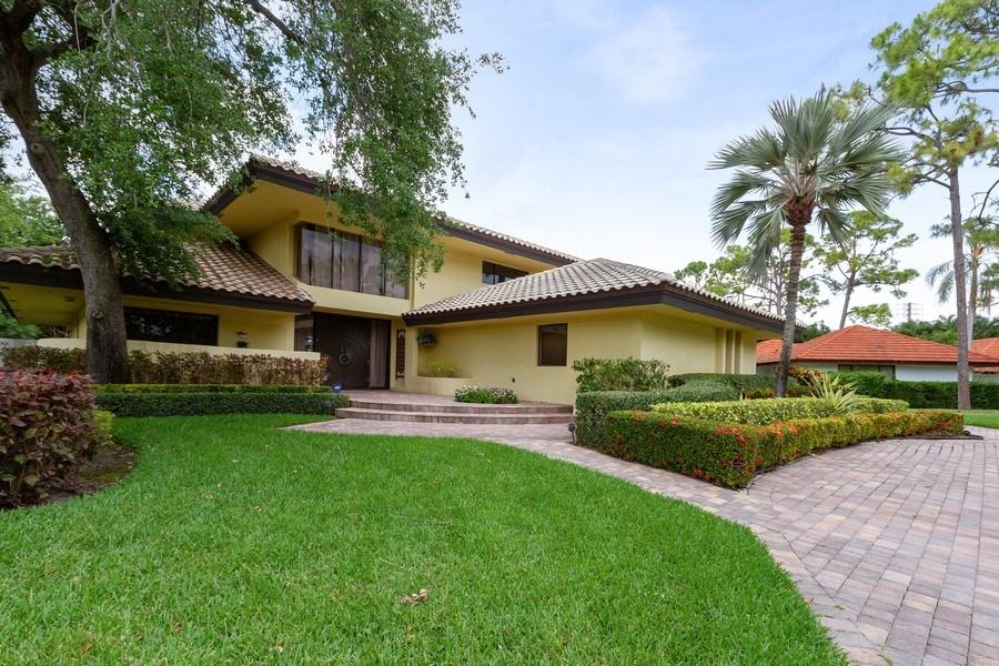 Real Estate Photography - 7534 Estrella Circle, Boca Raton, FL, 33433 - Front View
