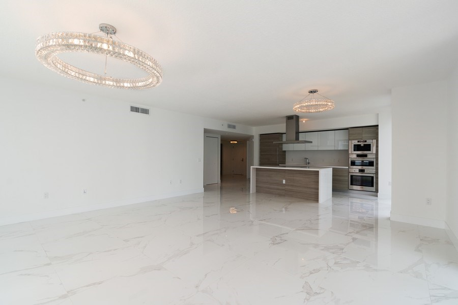 Real Estate Photography - 300 Sunny Isles Blvd., 802, Sunny Isles Beach, FL, 33160 - Dining Room