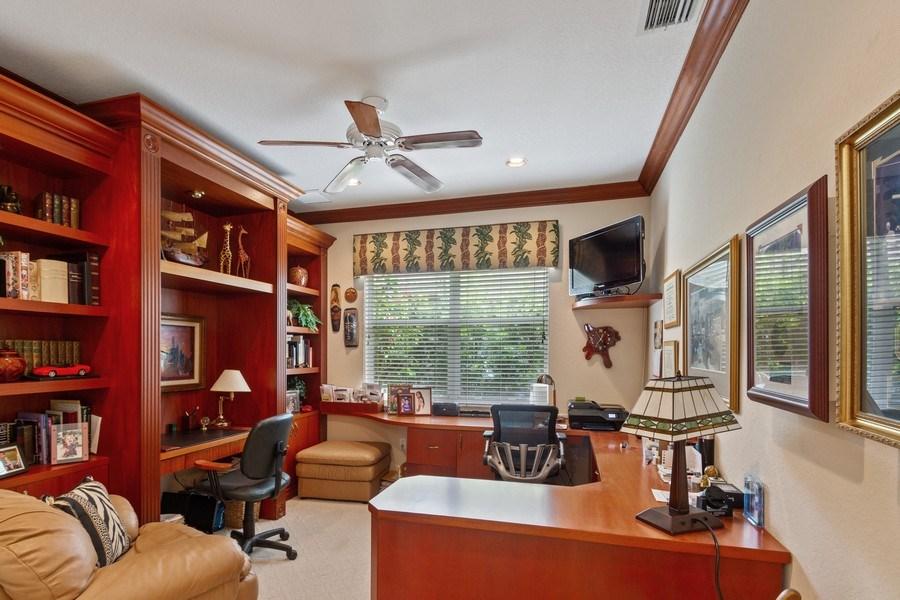 Real Estate Photography - 19674 Estuary Dr., Boca Raton, FL, 33498 - Office