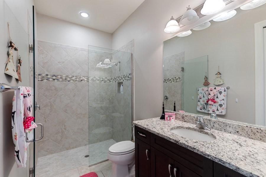 Real Estate Photography - 7329 Lantana Way, Naples, FL, 34119 - 3rd Bathroom