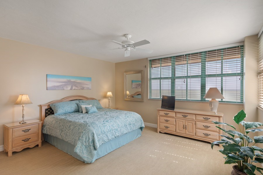 Real Estate Photography - 980 Cape Marco Dr, 407, Marco Island, FL, 34145 - Master Bedroom