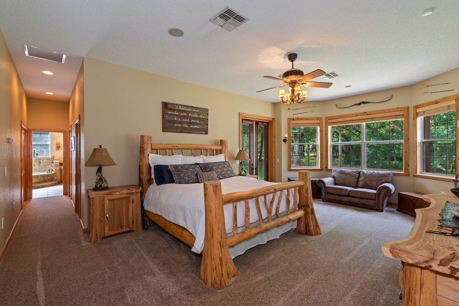 Real Estate Photography - 27737 County Road 44A, Eustis, FL, 32736 - Master Bedroom