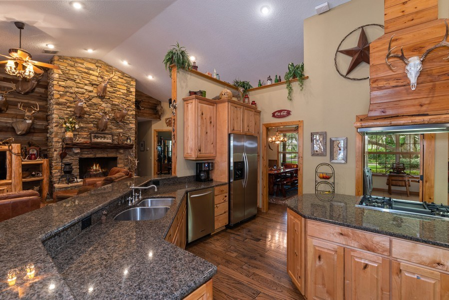 Real Estate Photography - 27737 County Road 44A, Eustis, FL, 32736 - Kitchen