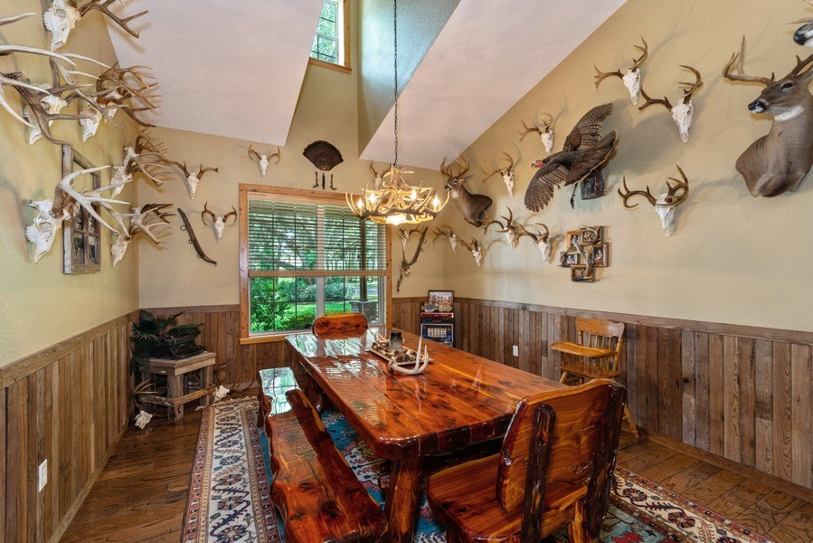 Real Estate Photography - 27737 County Road 44A, Eustis, FL, 32736 - Dining Room