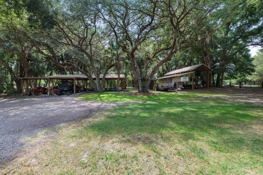 Real Estate Photography - 27737 County Road 44A, Eustis, FL, 32736 - Back Yard