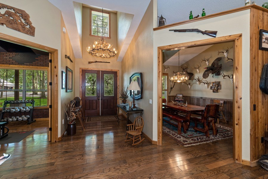 Real Estate Photography - 27737 County Road 44A, Eustis, FL, 32736 - Foyer