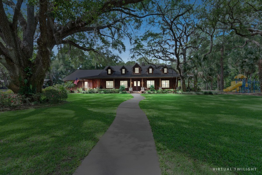 Real Estate Photography - 27737 County Road 44A, Eustis, FL, 32736 - Front View