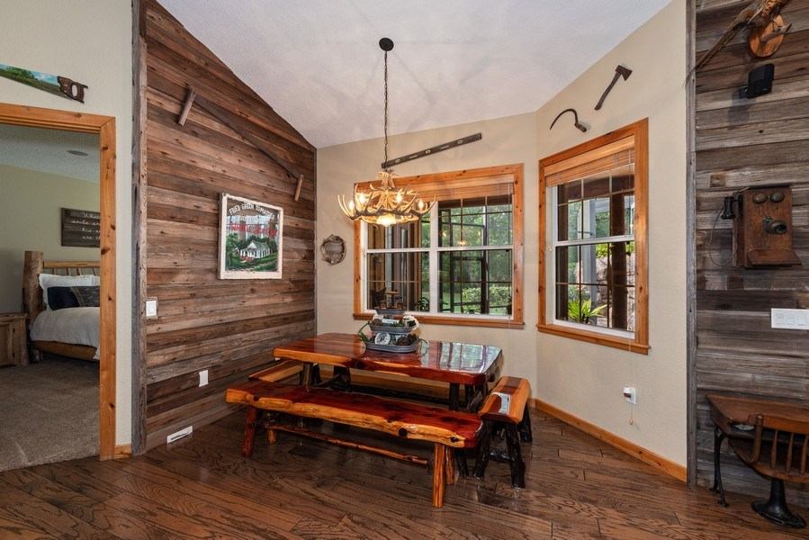 Real Estate Photography - 27737 County Road 44A, Eustis, FL, 32736 - Breakfast Nook