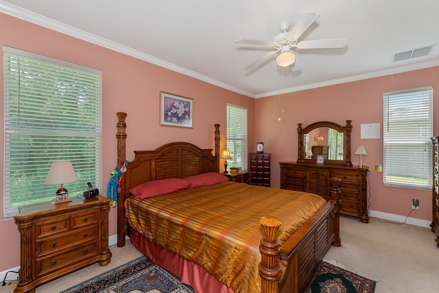 Real Estate Photography - 145 Doe Run Dr, Winter Garden, FL, 34787 - Master Bedroom
