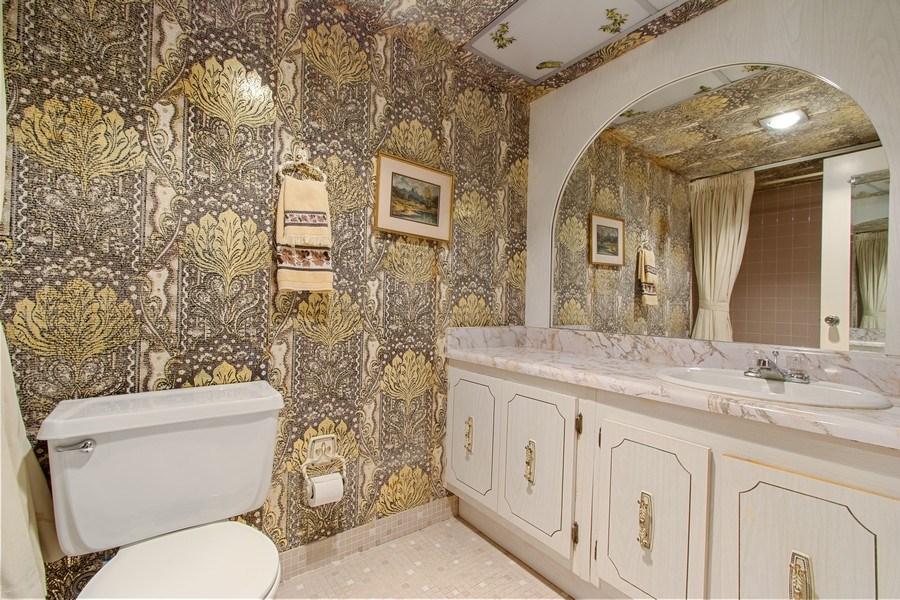 Real Estate Photography - 301 174th St., #1412, Sunny Isles Beach, FL, 33160 - Master Bathroom