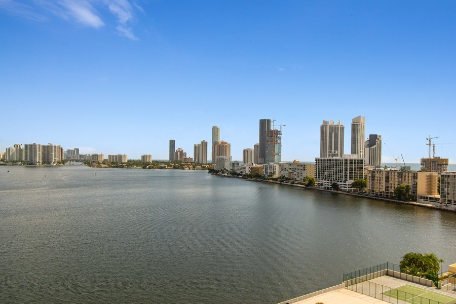 Real Estate Photography - 301 174th St., #1412, Sunny Isles Beach, FL, 33160 - View