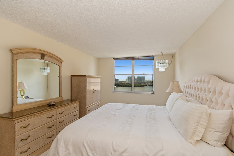 Real Estate Photography - 301 174th St., #1412, Sunny Isles Beach, FL, 33160 - Bedroom
