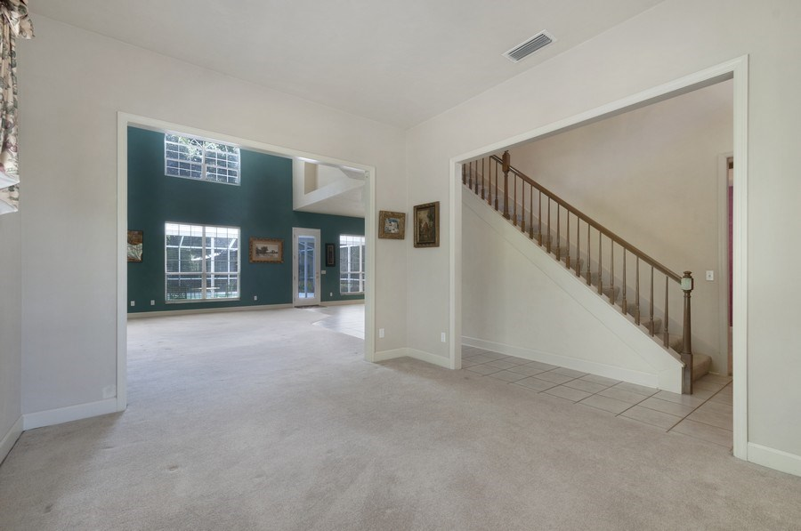 Real Estate Photography - 7325 SW 97TH LN, GAINESVILLE, FL, 32608 - Living Room