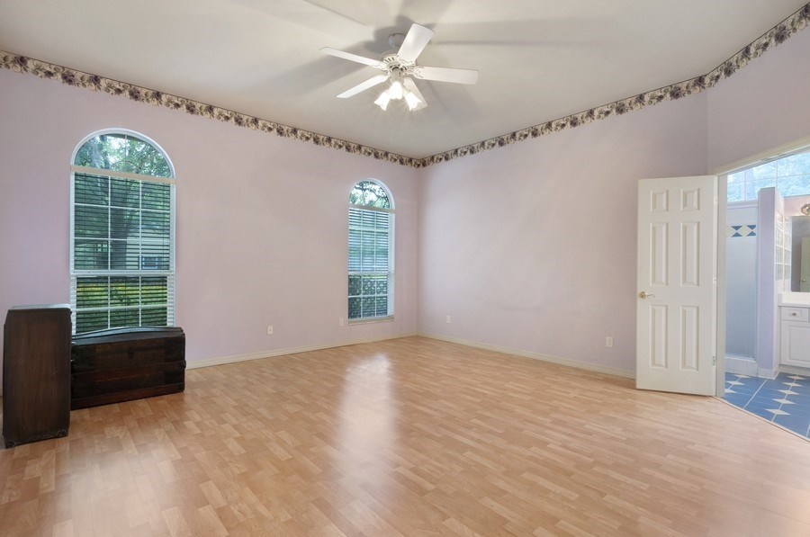 Real Estate Photography - 7325 SW 97TH LN, GAINESVILLE, FL, 32608 - Master Bedroom