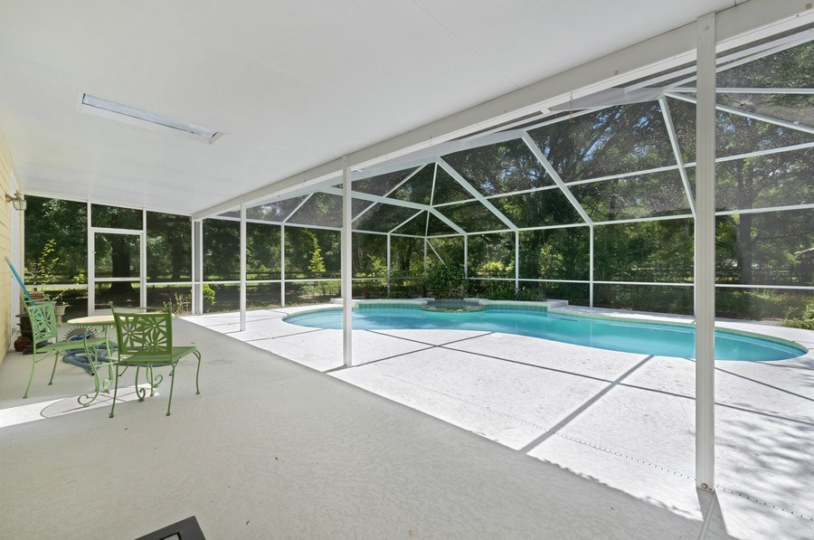 Real Estate Photography - 7325 SW 97TH LN, GAINESVILLE, FL, 32608 - Pool