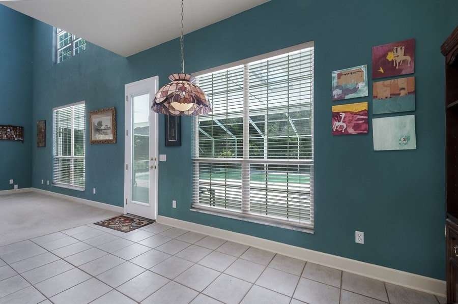 Real Estate Photography - 7325 SW 97TH LN, GAINESVILLE, FL, 32608 - Breakfast Area